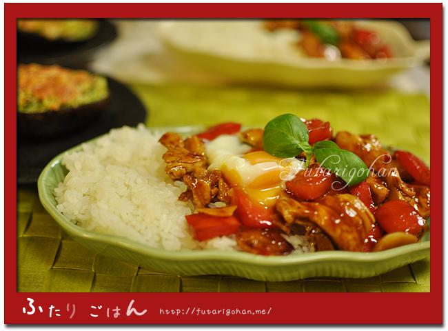 タイ料理・ガッパオ
