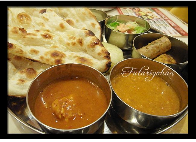 【外食べ】インド料理 ヒマラヤ@梅田