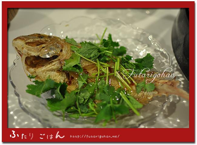 【タイ料理】タイ風揚げ魚・トムヤムクン鍋