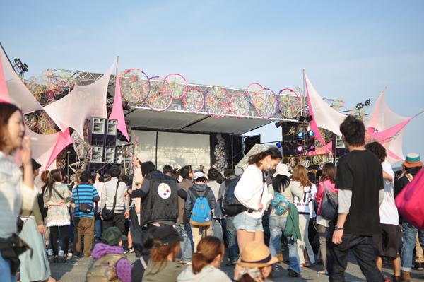 NAGISA MUSIC FESTIVAL 2011 Osaka