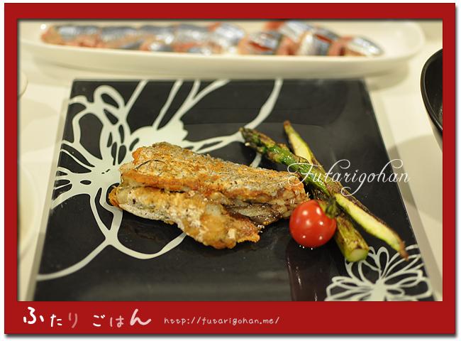太刀魚のソテー&秋刀魚のお造り