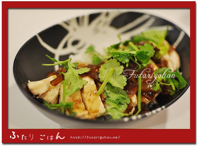 台湾料理 鶏肉飯